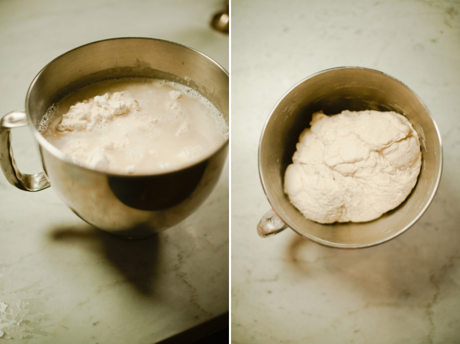 how to take care of sourdough starter