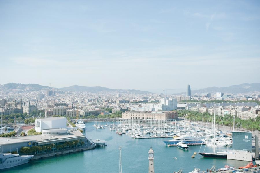 Barcelona 0181 Wanderlusting: Barcelona