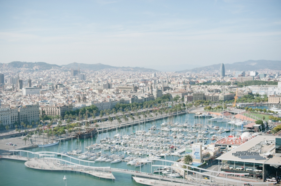 Barcelona 0211 Wanderlusting: Barcelona