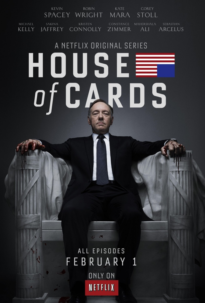 house of cards final poster 691x1024 House of Cards