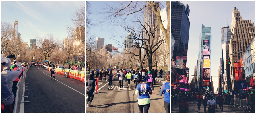 NYC Half Marathon 0002 Running, Running, Running