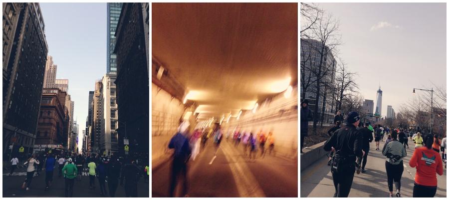 NYC Half Marathon 0003 Running, Running, Running