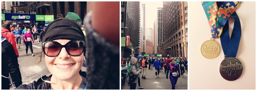 NYC Half Marathon 0004 Running, Running, Running
