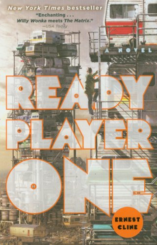 51bE6SBNroL Flipping Pages: Ready Player One