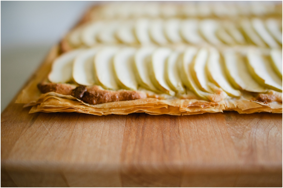 Dorie Greenspans Apple Tart 0003 Dorie Greenspans Apple Tart